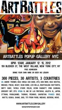 art battles popup